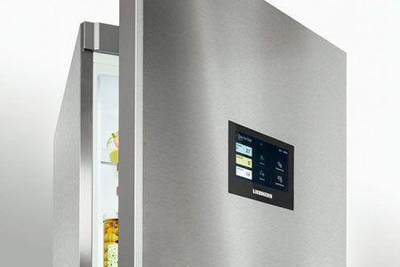 In de combi 60 cm. brede koelkasten van Liebherr zijn diverse verbeteringen doorgevoerd