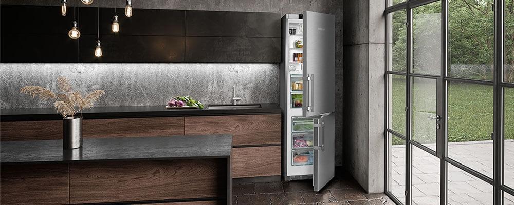 Liebherr Premium koel/vriescombinaties