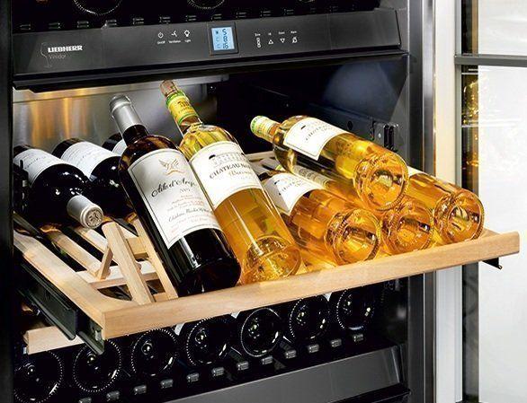 Optimaal wijn bewaren in Liebherr wijnkoelkasten