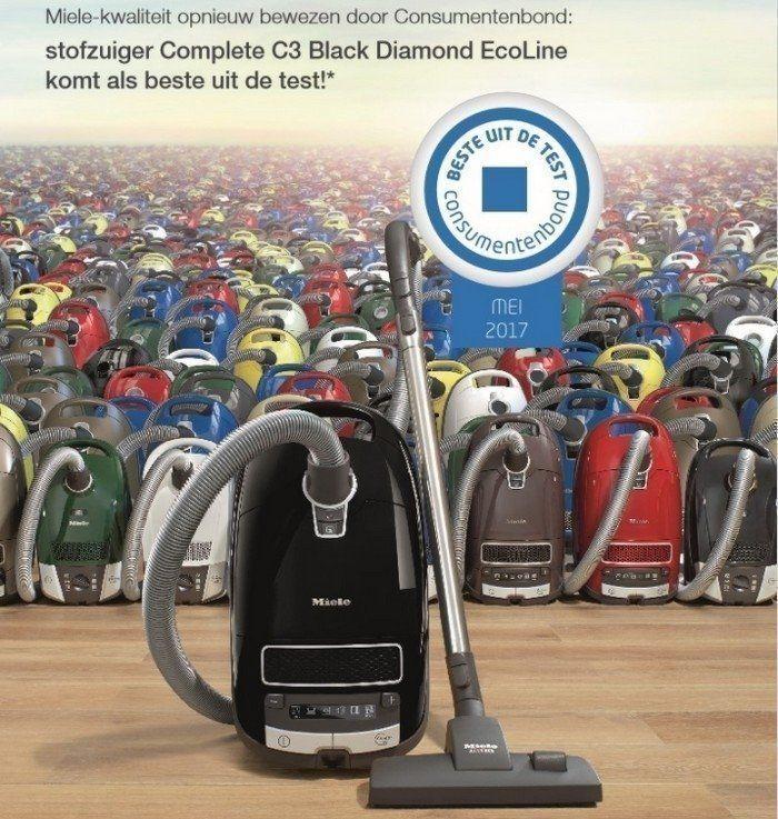 Beste uit de test: Complete C3 Black Diamond EcoLine