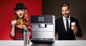Miele CM7 vrijstaande koffiemachine