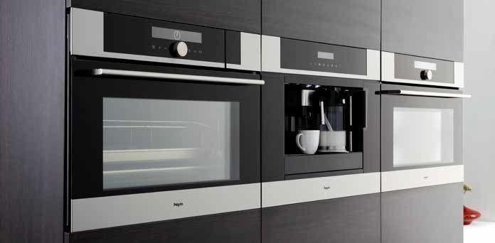 Ontdek de nieuwe 8-serie inbouw ovens van Pelgrim. Mooi samen te combineren