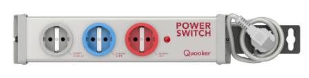 Nieuwe energieverdeler voor Quooker en CUBE