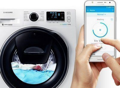 How to: verbind uw Samsung Addwash wasmachine met wifi telefoon