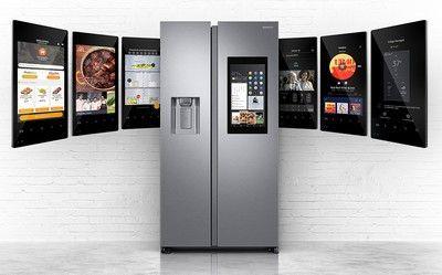 Samsung introduceert de Family Hub koelkast