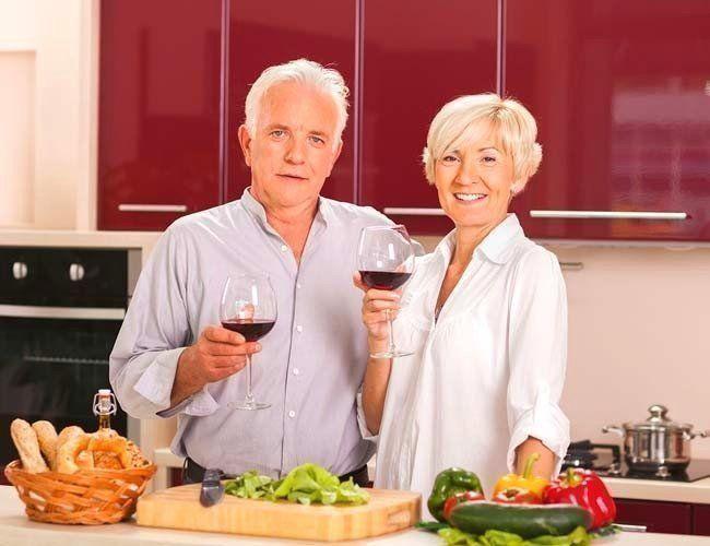 Handige witgoed en keuken apparaten voor senioren