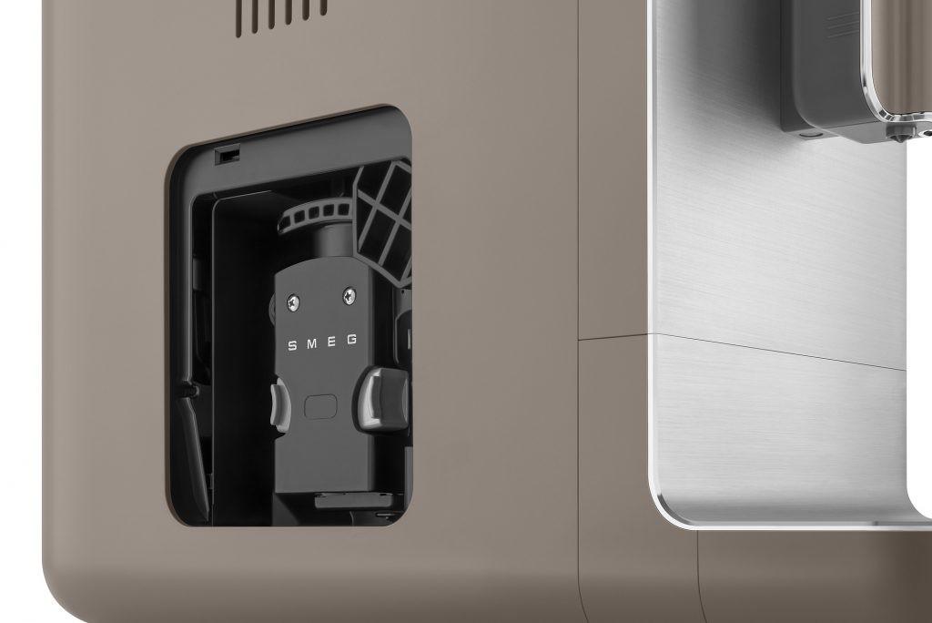 Ontdek de kwaliteit van de nieuwe volautomatische koffiemachines van Smeg