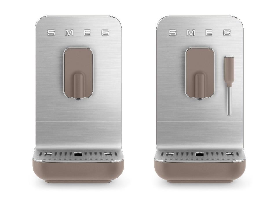Smeg BCC01 serie en BCC02 serie koffiemachines