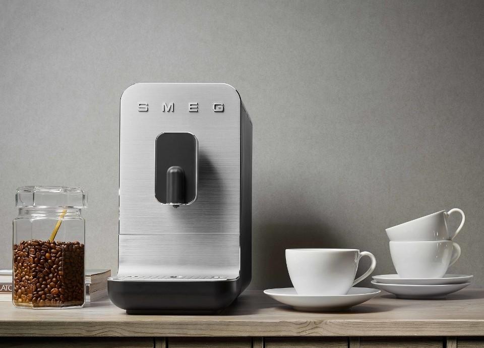 Smeg BCC01 serie koffiemachines