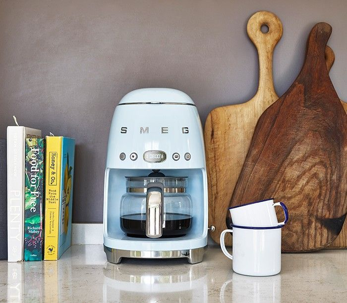 Koffie in stijl met de nieuwe Smeg DCF02-serie filter koffie machines