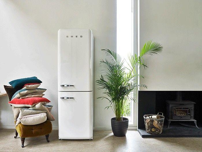 Retro Smeg Koelkast : Ontdek de geheel smeg fab serie koelkasten