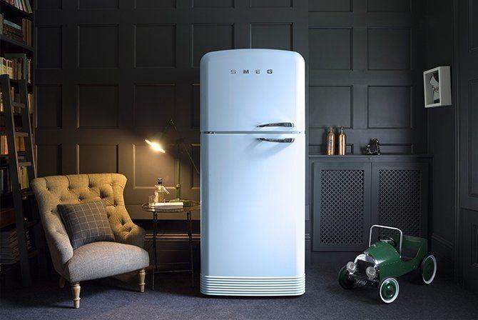 Retro Smeg Koelkast : Update en nieuwe kleuren smeg fab serie koelkasten