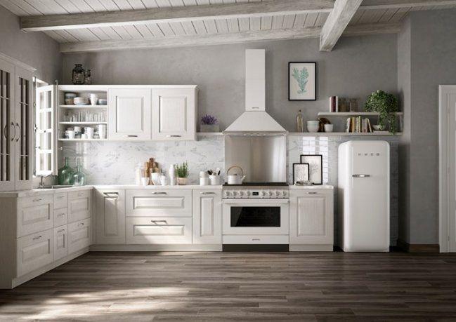 Zwart Keuken Fornuis : Portofino fornuizen van smeg brengen kleur in uw keuken