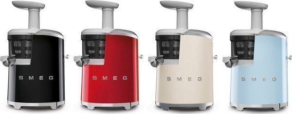 SMEG slow juicers SJF01