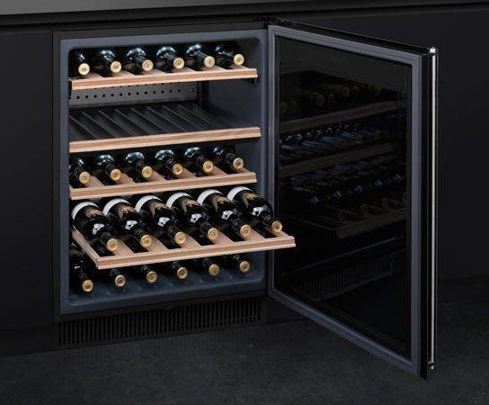 Smeg introduceert twee nieuwe wijnkoelkasten
