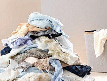 Gezinnen met pubers hebben veel wasgoed welke snel weggewerkt moet worden