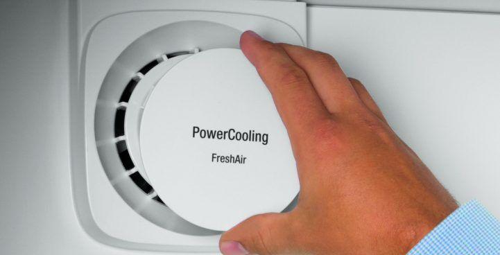 Oplossing voor de vieze geur in uw koelkast