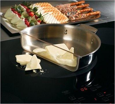 Ontdek de voordelen van inductie kookplaten en inductie fornuizen. Koken op inductie is bijv. super veilig